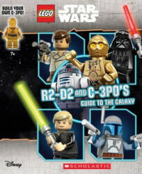 LEGO Star Wars: R2-D2 and C-3P0's Guide to the Galaxy (2016)