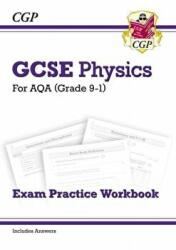 New Grade 9-1 GCSE Physics: AQA Exam Practice Workbook (2016)