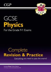 New Grade 9-1 GCSE Physics Complete Revision & Practice with Online Edition (2016)