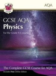 New Grade 9-1 GCSE Physics for AQA: Student Book with Interactive Online Edition (2016)