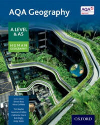 AQA Geography A Level and AS: Human Geography Student Book (2016)