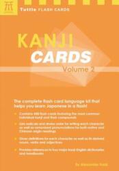 Kanji Cards Kit Volume 2 (2017)