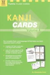 Kanji Cards Kit Volume 4 (2017)
