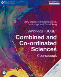 Cambridge IGCSE Combined and Co-Ordinated Sciences Coursebook with CD-ROM (2016)