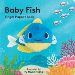 Baby Fish: Finger Puppet Book (2017)
