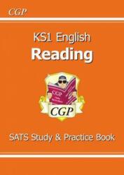 KS1 English Reading Study & Practice Book - CGP Books (2015)
