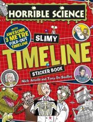 Slimy Timeline Sticker Book (2016)