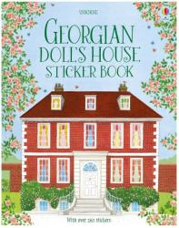 Georgian doll's house sticker book (2017)