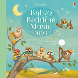 Baby's bedtime music book (2017)