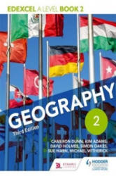 Edexcel A Level Geography Book 2 (2017)