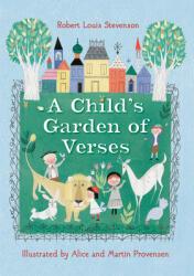 Robert Louis Stevenson's A Child's Garden of Verses (2017)