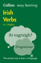 Collins Easy Learning Irish Verbs - Trusted Support for Learning (2017)