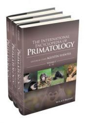 The International Encyclopedia of Primatology, 3 Volume Set (2017)