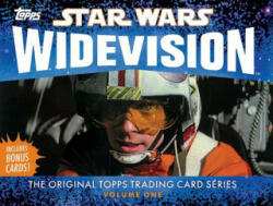 Star Wars Widevision: The Original Topps Trading Card Series, Volume One (2017)
