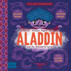 Little Miss Scheherazade - Arabian Nights, Aladdin and the Wonderful Lamp (2017)