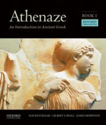 Athenaze - An Introduction to Ancient Greek (ISBN: 9780190607661)