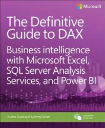 Definitive Guide to Dax (ISBN: 9780735698352)