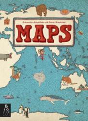 Maps (ISBN: 9780763668969)