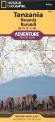 Tanzania, Rwanda, and Burundi (ISBN: 9781566956192)