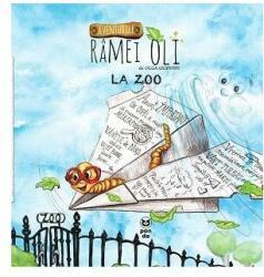 Aventurile râmei Oli la Zoo (ISBN: 9786069780589)