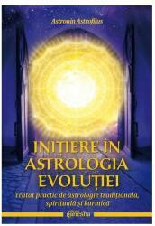 Inițiere în astrologia evoluției (ISBN: 9786068742182)