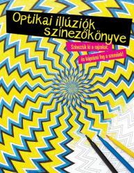 Optikai illúziók színezőkönyve (ISBN: 9789634064435)