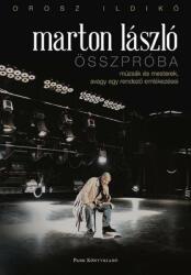 Marton László - Összpróba (ISBN: 9789633553183)
