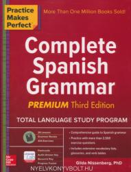 Practice Makes Perfect Complete Spanish Grammar (ISBN: 9781259584190)