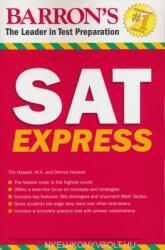 SAT Express - Tim Hassall, Dennis Hasson (ISBN: 9781438009902)