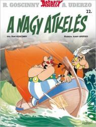 A nagy átkelés - Asterix 22 (ISBN: 9789634156925)