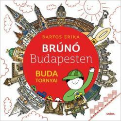 Brúnó Budapesten (ISBN: 9789634157205)