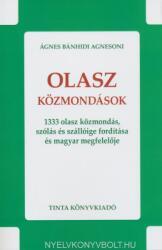 Olasz közmondások (ISBN: 9789634091035)