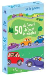 50 de jocuri de jucat în masină (ISBN: 5948489355837)