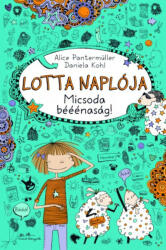 Lotta naplója 2. /Micsoda bééénaság! (ISBN: 9789634033233)