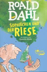 Sophiechen und der Riese - Roald Dahl, Quentin Blake, Adam Quidam (ISBN: 9783499217920)