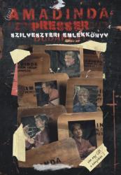 (az) Amadinda-Presser szilveszteri emlékkönyv - CD melléklettel (ISBN: 9789631273175)