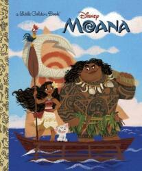 Andrea Posner-Sanchez, RH Disney - Moana - Andrea Posner-Sanchez, RH Disney (ISBN: 9780736436038)