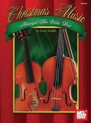 Christmas Music Arranged for Violin Duet (ISBN: 9780786666096)