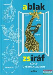Ablak-Zsiráf (ISBN: 9789634157694)