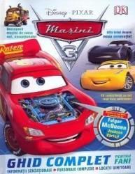 Disney. Mașini 3. Ghid complet pentru fani (ISBN: 9786063316814)