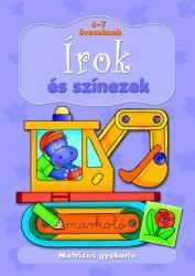Írok és színezek 6-7 éveseknek (ISBN: 9786155335655)