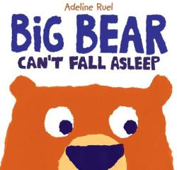 Big Bear Can't Fall Asleep (ISBN: 9789888341498)
