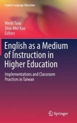 English as a Medium of Instruction in Higher Education (ISBN: 9789811046445)