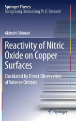 Reactivity of Nitric Oxide on Copper Surfaces - Elucidated by Direct Observation of Valence Orbitals (ISBN: 9789811045813)