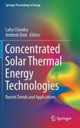 Concentrated Solar Thermal Energy Technologies (ISBN: 9789811045752)
