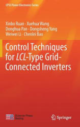 Control Techniques for LCL-Type Grid-Connected Inverters (ISBN: 9789811042768)