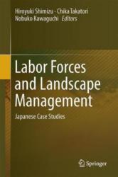 Labor Forces and Landscape Management - Japanese Case Studies (ISBN: 9789811022777)