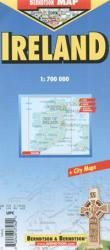 Ireland/ 1: 700 000+ City Maps (ISBN: 9783897075627)