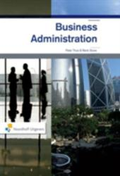 Business Administration (ISBN: 9789001809768)