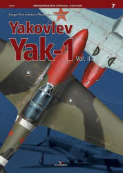 Yak-1. Volume II (ISBN: 9788365437396)
